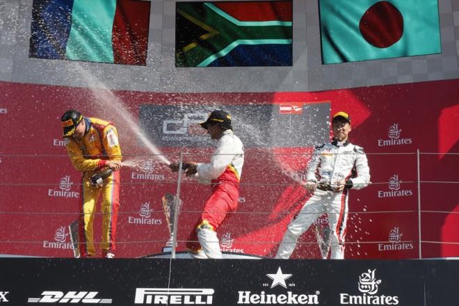 F1オーストリアGP 現地情報 日曜