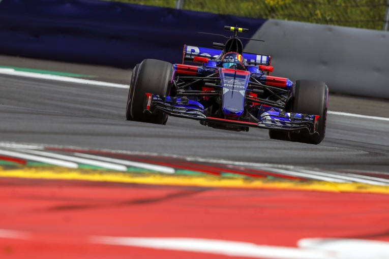 F1 | トロロッソF1離脱をほのめかしたサインツJr.「発言が誇張されている」と弁明