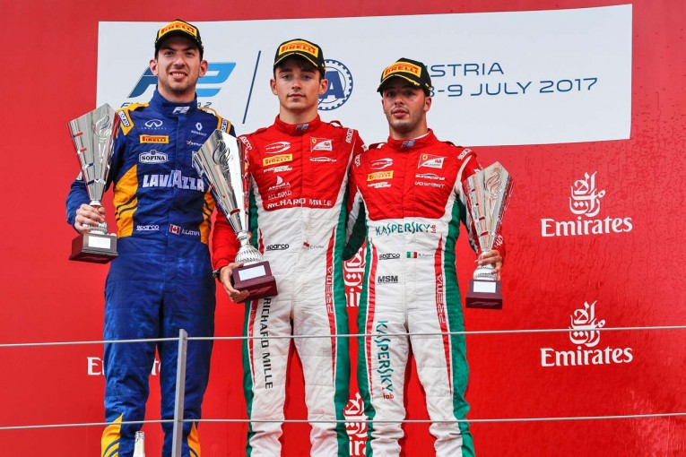 海外レース他 | プレマ・セオドールレーシング 2017年FIA F2第5戦オーストリア レースレポート