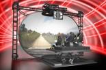 WRCの迫力を疑似体験できる『世界ラリー 体感アトラクション 疾走&大ジャンプ! ラリーカーVRブース』