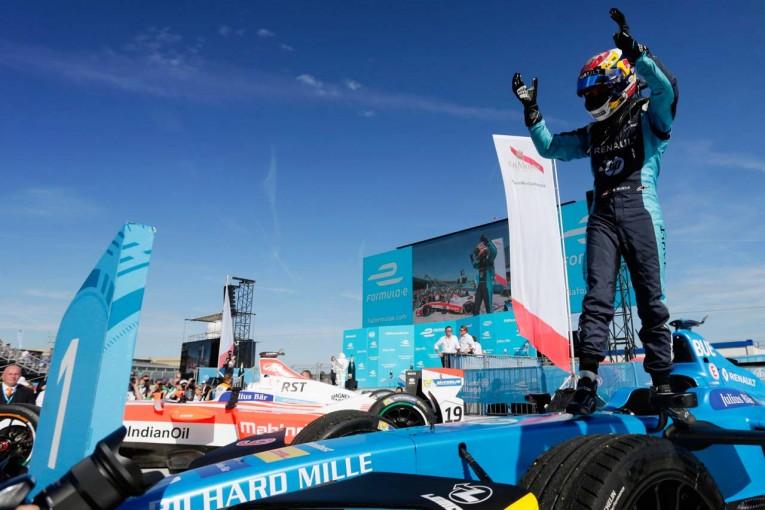 海外レース他 | フォーミュラE:片山右京「未知のコース、2レース目を考慮した向き合い方が大事に」
