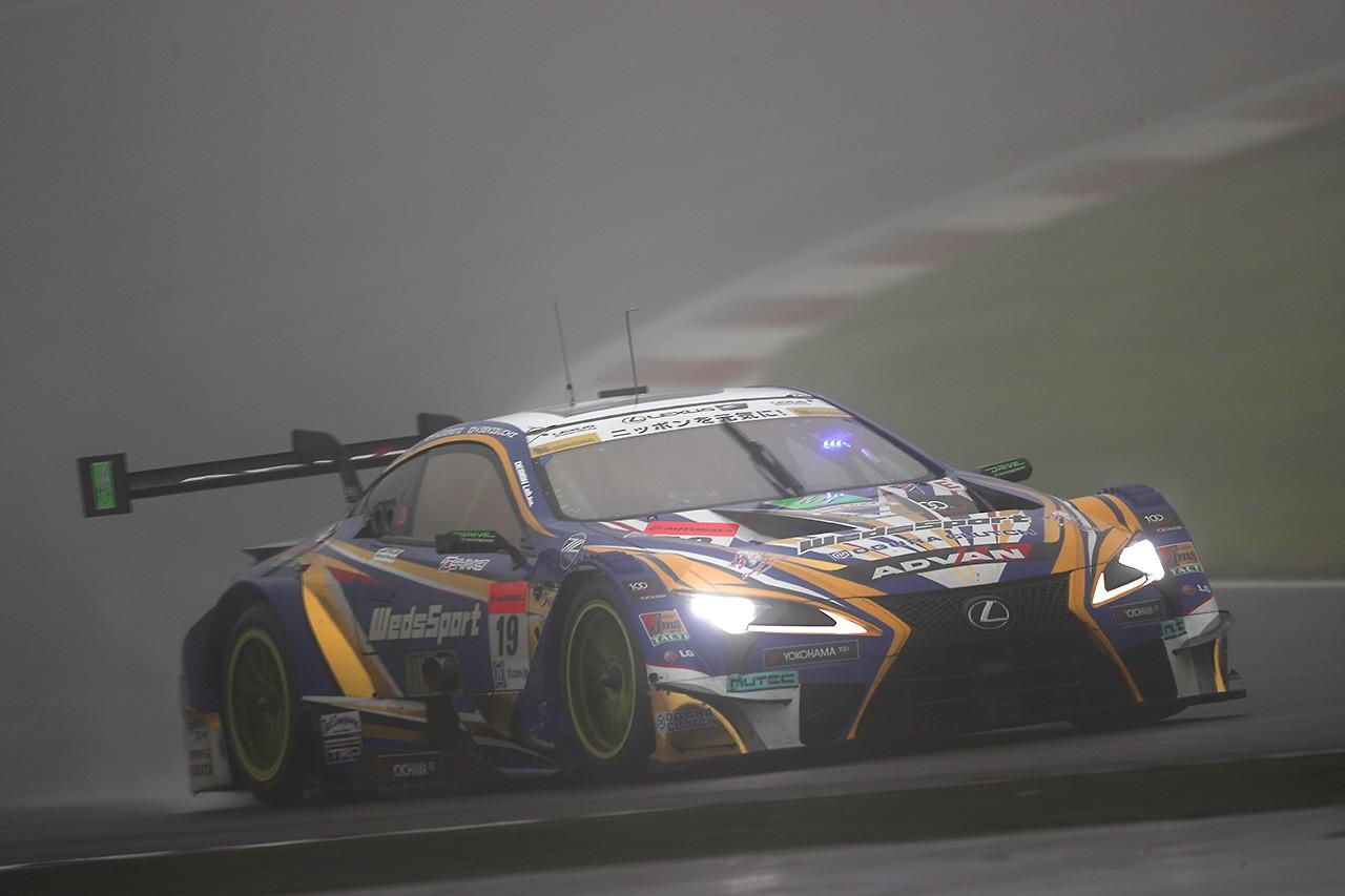 スーパーGT富士タイヤメーカーテスト:2日目は不安定な天候に。24号車GT-Rがベストタイム