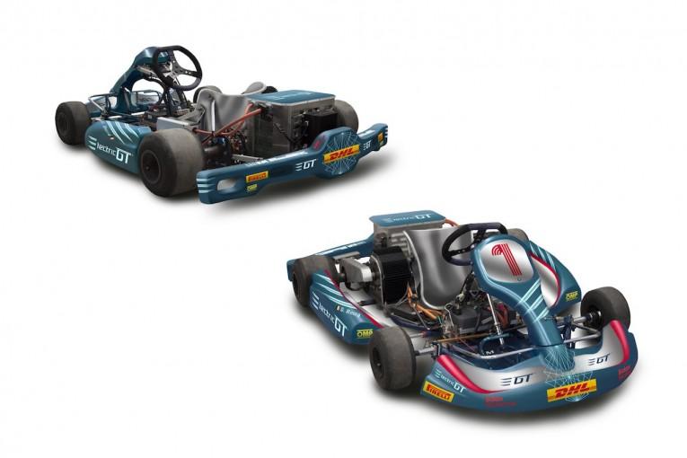 海外レース他 | EGT:新たにフル電動カート選手権創設を発表。EGTのバーチャル・シリーズも始動