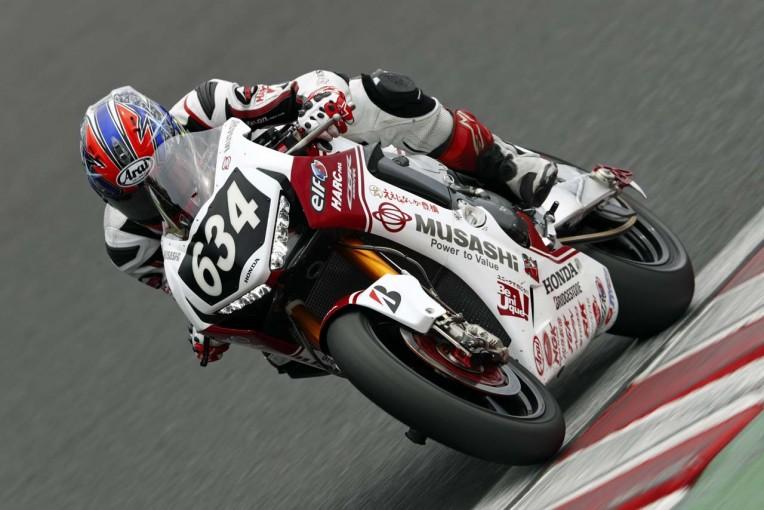 MotoGP   第40回鈴鹿8耐制覇に挑む:Vol.3 ホンダの高橋巧「今年は万全の体勢で走れる」