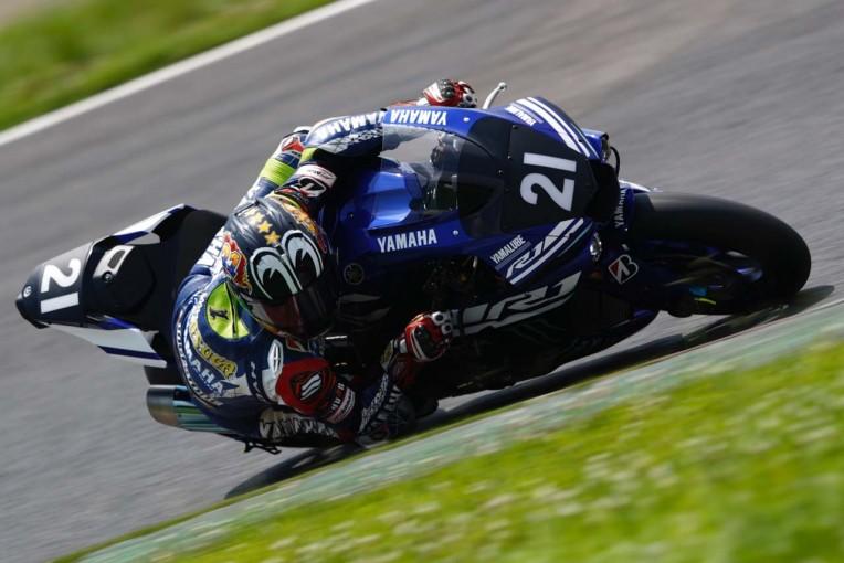 MotoGP | 第40回鈴鹿8耐制覇に挑む:Vol.4 ヤマハの中須賀克行「3連覇に向けて戦う」