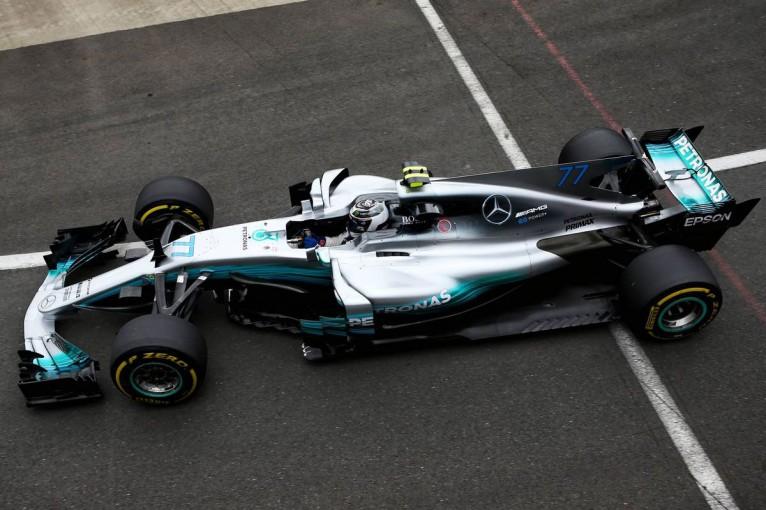 F1 | F1戦イギリスGP FP2:好調メルセデス勢が再びトップ、アロンソは9番手
