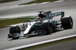 F1 | ハミルトン「新F1カーでのコーナリングはどんなジェットコースターよりもすごい」メルセデス イギリス金曜