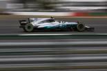 F1 | ボッタス「去年との圧倒的なスピード差に感動。トレーニングを頑張ってよかったよ」メルセデス F1金曜