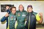 GTEアマクラスのポールシッターとなった98号車アストンマーチンのペドロ・ラミー、ポール・ダラ-ラナ、マティアス・ラウダ