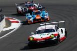 LM-GTEプロクラスのポールポジションを獲得した92号車ポルシェ911 RSR