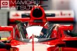 モタスポブログ | Shots!──シールドの見栄えは良いんですが……撮影に困ります@熱田カメラマン F1イギリスGP 金曜