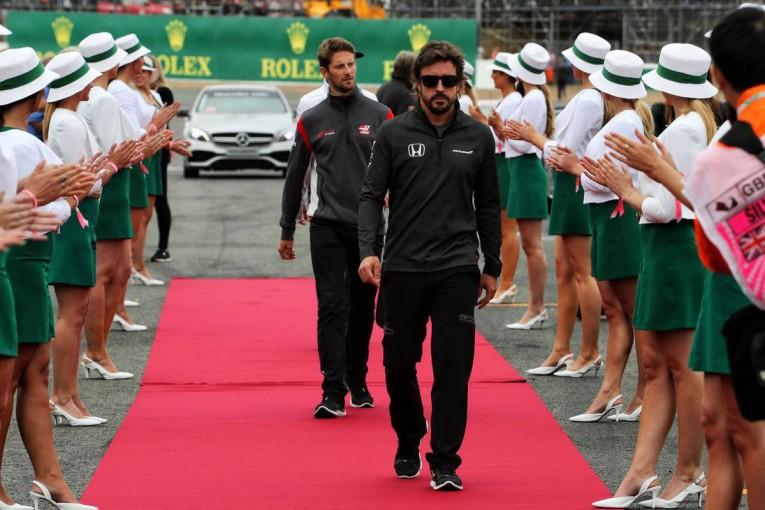 F1 | F1 Topic:ホンダはなぜイギリスGPでアロンソのパワーユニットを交換したのか?