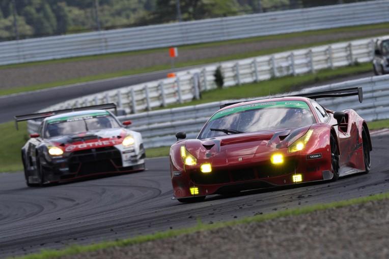 国内レース他 | S耐第4戦AP:8号車ARN Ferrari 488 GT3が念願の初勝利。Gr2は86号車が連勝