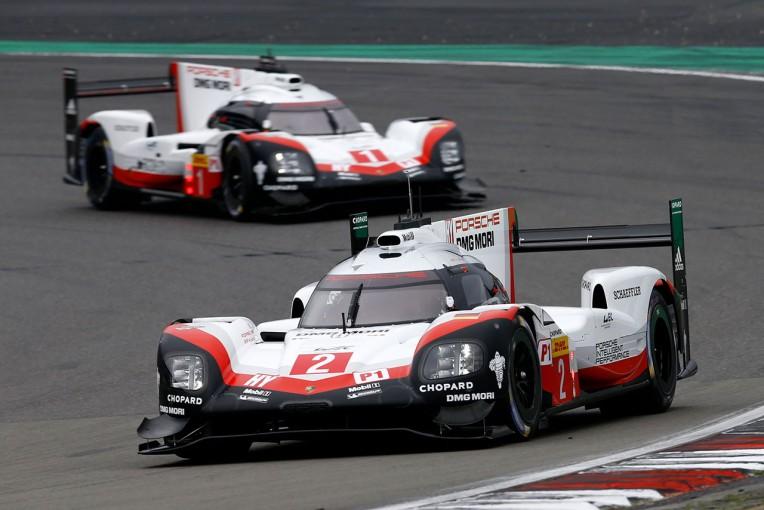 レースを支配した2台のポルシェ919ハイブリッド