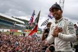 F1 | ハミルトン優勝「バッシングをはねのけて、最高の週末にすることができた」メルセデス F1イギリス日曜