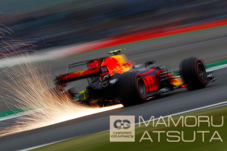 Shots! F1イギリスGP 土曜7