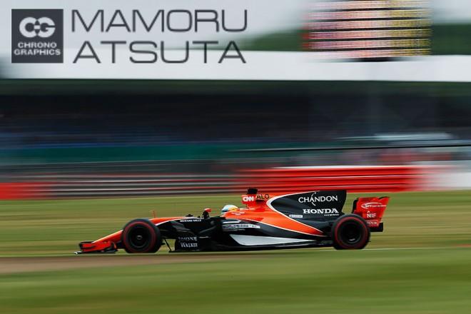 Shots! F1イギリスGP 土曜