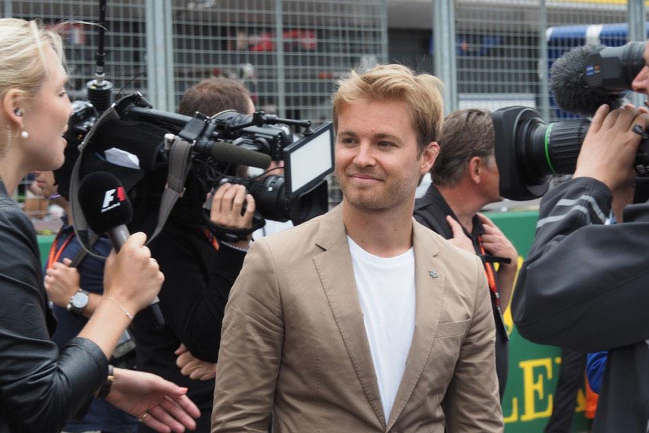 F1イギリスGP 現地情報2回目