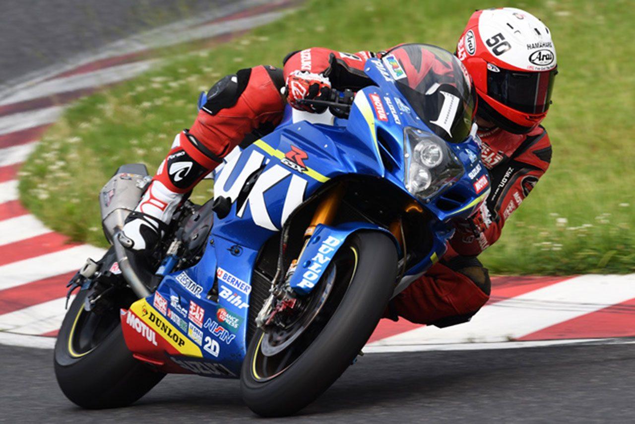 鈴鹿8耐:スズキの耐久チームが注目の全日本ライダー、濱原颯道を起用