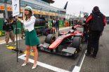 海外レース他 | FIA F2シルバーストン:セット決まらず攻められなかった松下信治。「危機感あるが諦めない」