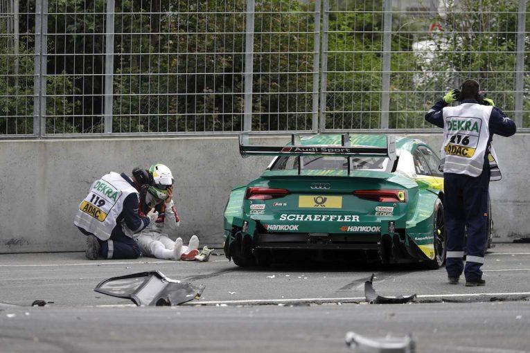海外レース他 | DTM:アウディ、負傷のロッケンフェラーに代わり、F2参戦のニック・デ・ブリース起用へ