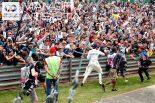 モタスポブログ | Shots!──母国ファンの大声援に見事優勝で応えたハミルトン@熱田カメラマン F1イギリスGP 日曜