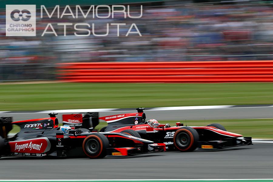 Shots! F1イギリスGP 日曜