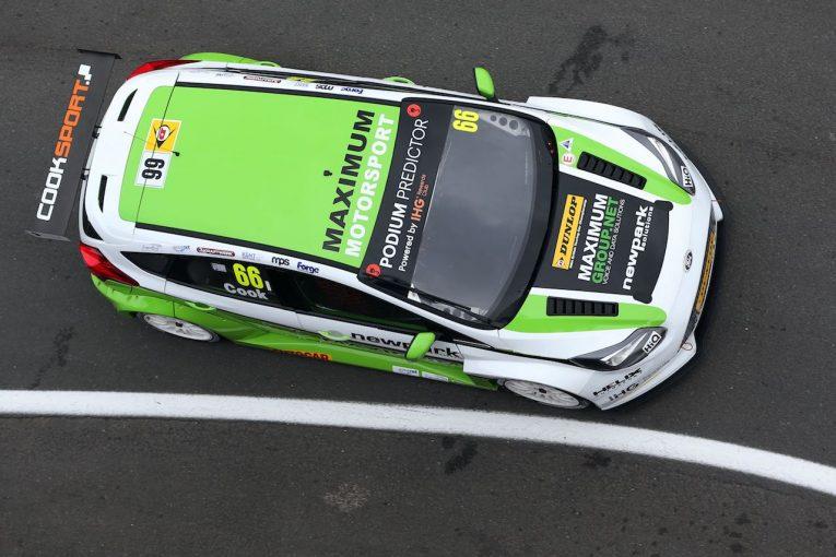 海外レース他 | BTCC:マキシマム・モータースポーツが新設のTCR UKへの参戦を計画