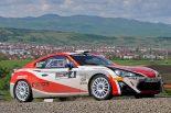 ラリー/WRC | TMG、ヨーロッパ・ラリー選手権にGT86 CS-R3投入。チャンピオン経験者を起用