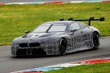 ル・マン/WEC | BMWの2018年WEC参戦マシン『M8 GTE』のシェイクダウンが完了。テスト車両を公開