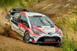 ラリー/WRC | WRC:トヨタ、ホームのフィンランドで最高の結果を目指す。「選手は自信に満ち溢れている」とマキネン