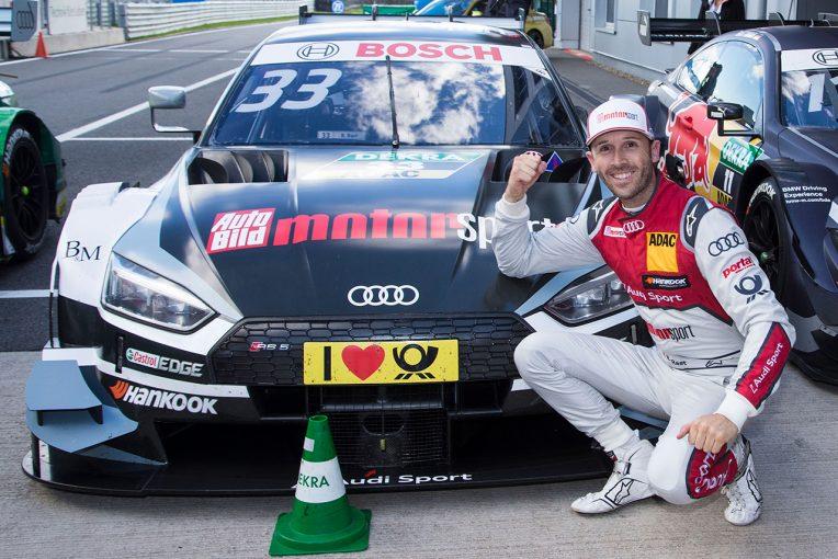 海外レース他 | DTM第9戦モスクワ:ラストが完璧なレースで首位浮上。負傷のロッケンフェラーは2位獲得