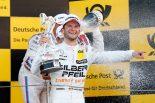 海外レース他   DTM第10戦:DTM復帰のエンゲルが運を味方に初優勝。猛追エクストロームはポイントリーダー奪還