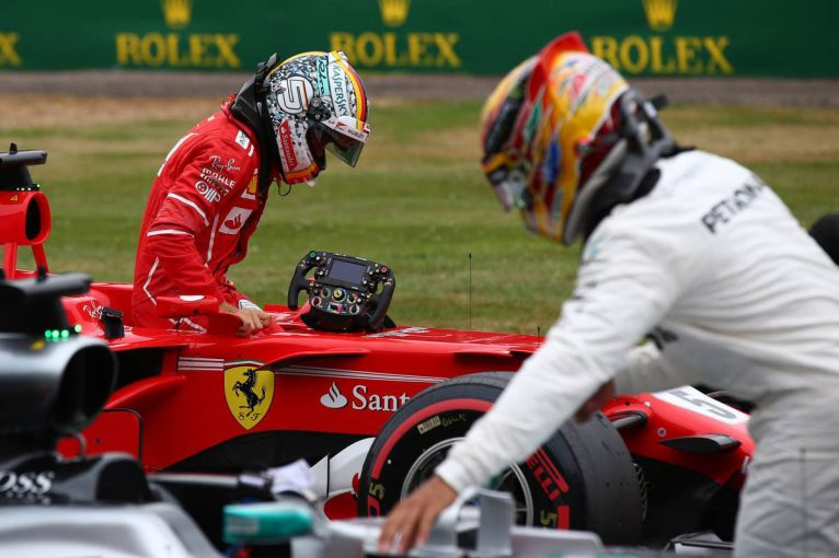 F1   毒舌パドック裏話 オーストリア&イギリスGP編:F1界の『バッドボーイ』の座を争うふたり
