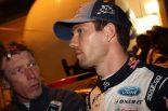 ラリー/WRC | WRC:フィンランド事前テストでクラッシュしたオジエ。「避けることはできなかった」