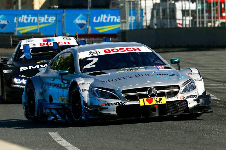 海外レース他   DTMに衝撃! メルセデスが2018年限りでの活動終了を正式発表。FEにスイッチ