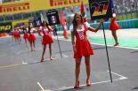 2016年F1第11戦ハンガリーGP グリッドガール