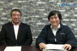 8月11日にF1トークイベントを開催する浜島裕英氏と小倉茂徳さん