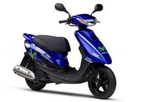 『ジョグCE50ZR』Movistar Yamaha MotoGP Edition