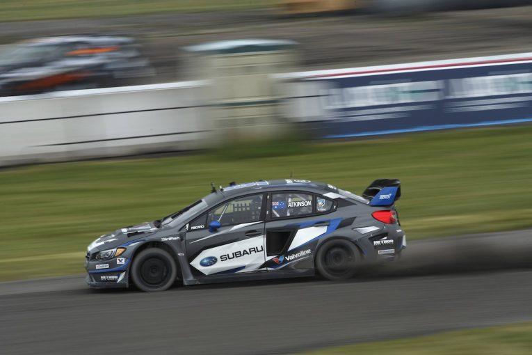 ラリー/WRC | GRC:スバルUSAのクリス・アトキンソンが後半戦に自信。「大きく進歩している」