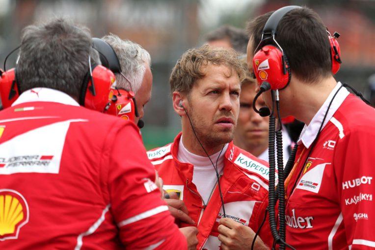 F1 | ベッテル「フェラーリF1が危機に陥りつつあるとは思わない」
