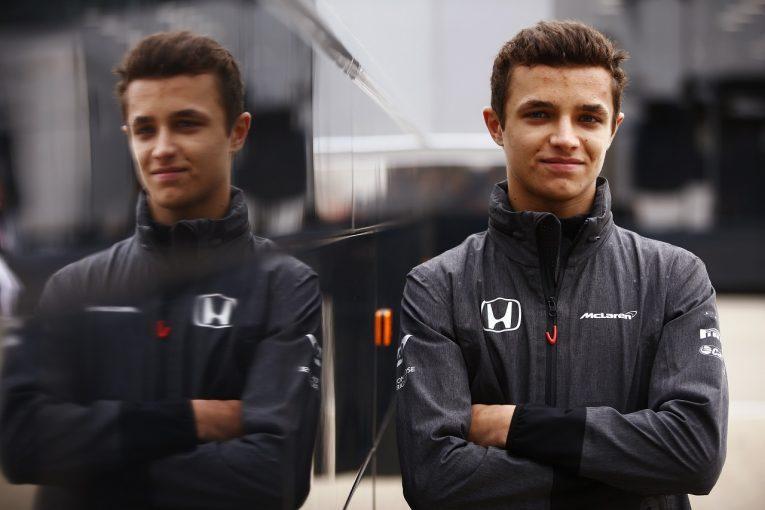 F1 | マクラーレン・ホンダF1、ハンガリー合同テストのドライバーラインアップを発表