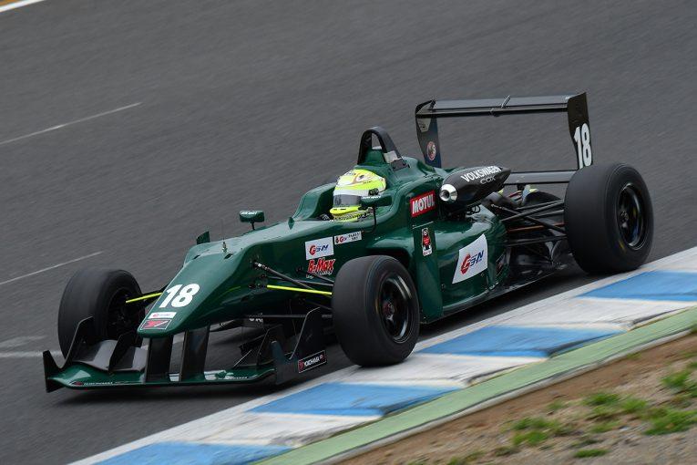 国内レース他 | 全日本F3:フォルクスワーゲンA18-CN搭載のF3-N新車両がもてぎでシェイクダウン