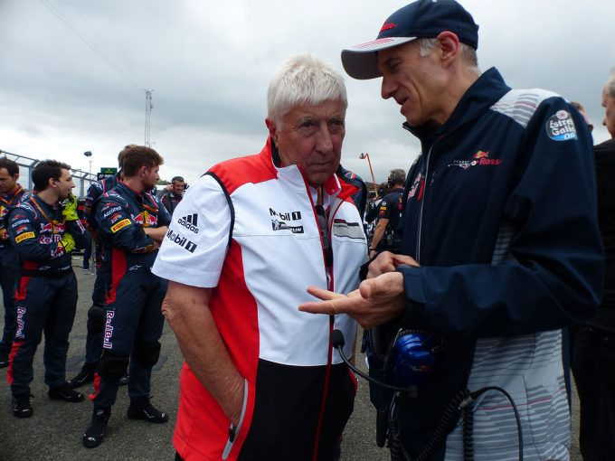 F1   【あなたは何しに?】親日家の元FIA副レースティレクターが新しく就いた仕事は?