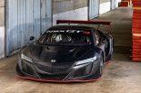 スーパーGT | バトンのドライブでホンダNSX GT3が国内初走行。鈴鹿1000km前夜祭に出演決定