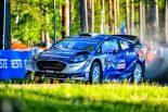 ラリー/WRC | オット・タナクが首位発進/【順位結果】WRC第9戦フィンランド SS1後