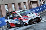 ラリー/WRC | WRC:高速戦のラリー・フィンランド開幕。SS1はタナク最速、トヨタのラトバラ5番手発進