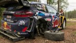 ラリー/WRC | WRC:母国フィンランド戦でトヨタがワン・ツー体制。王者オジエがクラッシュ