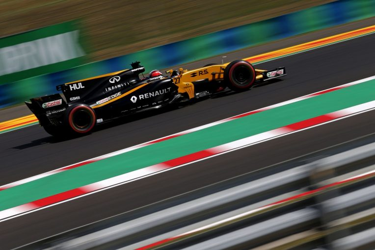 F1 | アロンソら7人のギヤボックス交換が発表。ヒュルケンベルグのみグリッド降格へ/F1ハンガリーGP