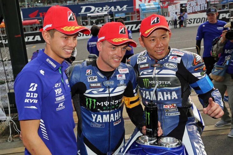 MotoGP | 鈴鹿8耐トップ10トライアルは中須賀が最速。ヤマハが3年連続ポールポジションを獲得
